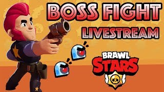 BOSS FIGHT Livestream! Ще стигнем ли Insane III? | Brawl Stars