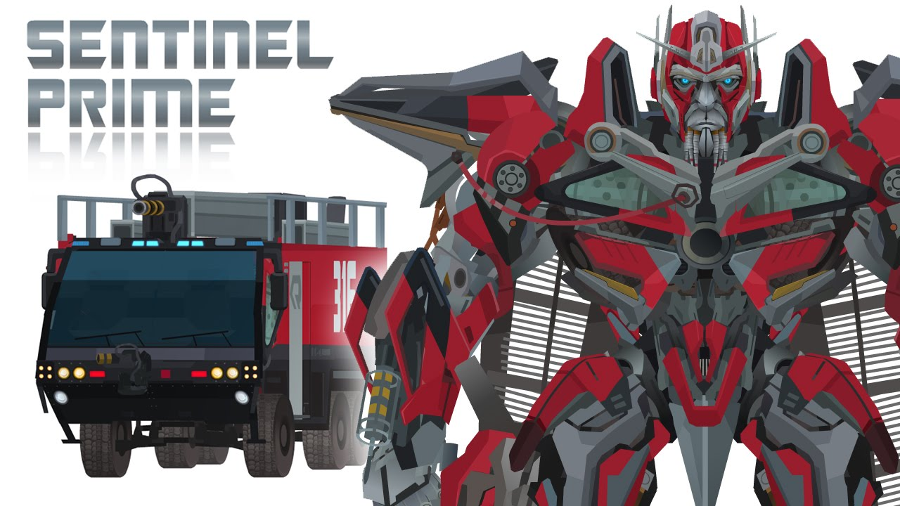 sentinel prime - short flash transformers series - youtube