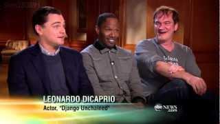 Ди Каприо о съёмках фильма «Джанго освобождённый»
