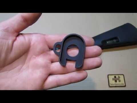 midwest industries, shotgun sling loop adapter, remington 870