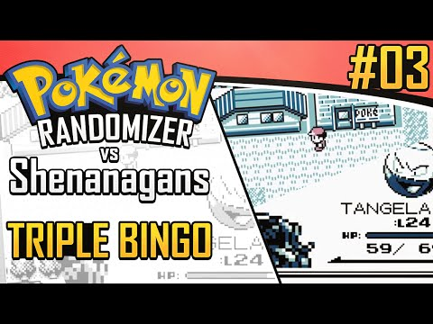 Pokemon Randomizer Triple Bingo vs Shenanagans #3