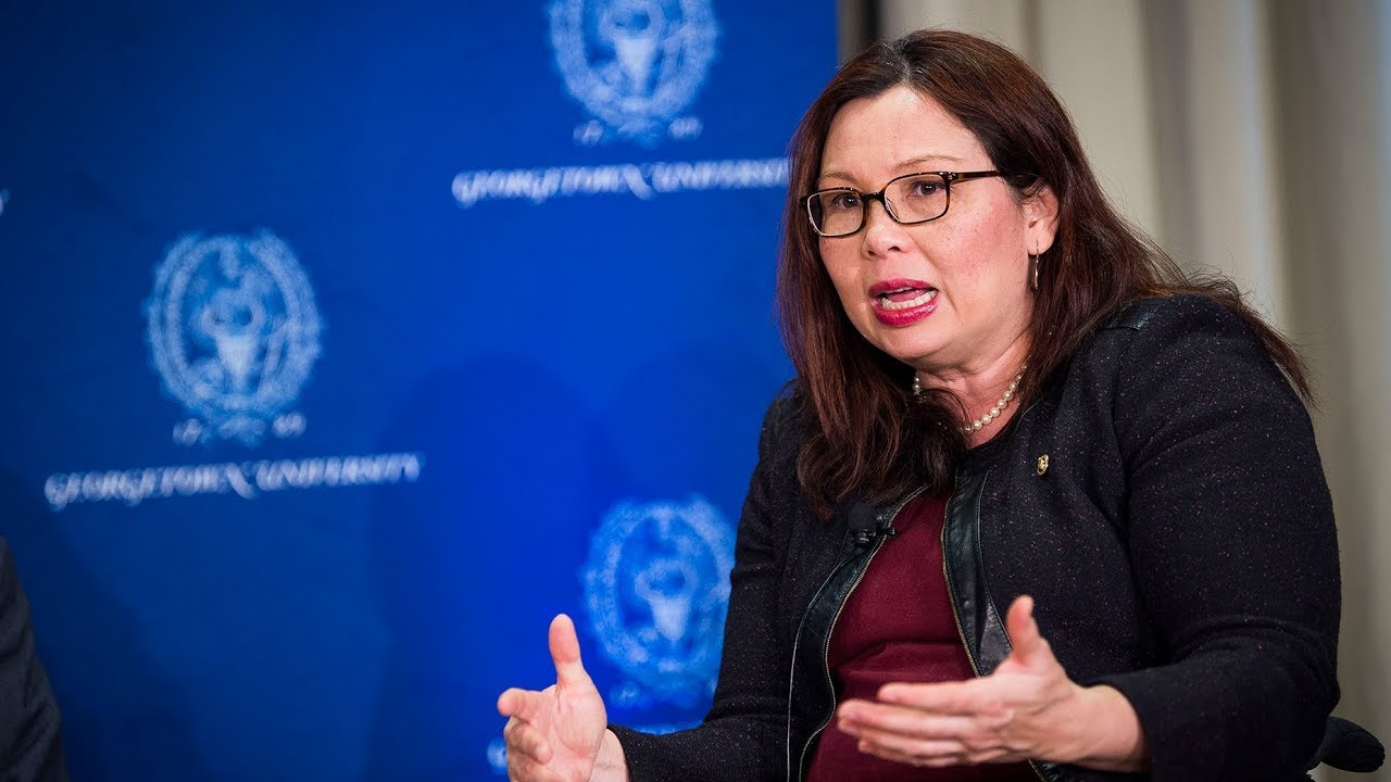 Sen. Tammy Duckworth, who lost her legs serving in Iraq, hits back ...