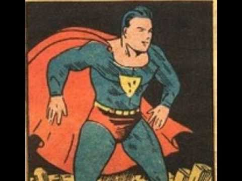 Adventures of Superman - first Bud Collyer appearance (1940)