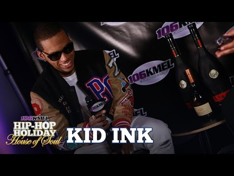 Kid Ink Talks Taking Time Off from Music And Parenting