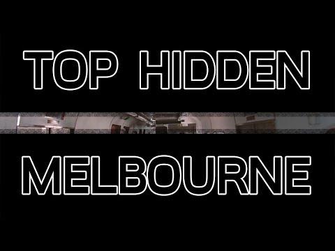 Top Secret Hidden Places In Melbourne Australia