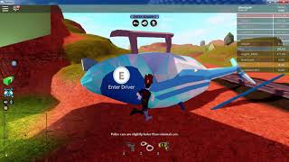 HAVE YOU EVER SEEN SUCH A MESS IN THE JAILBREAK? -ROBLOX