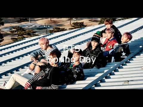BTS Spring Day (Empty Arena)