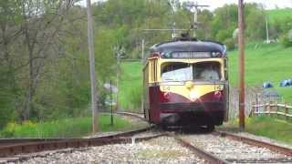 PCC Action at Pennsylvania Trolley Museum