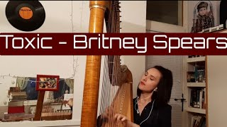 Follow me on instagram for more: https://www.instagram.com/angieplaysharp/my harp arrangement of the most iconic song ever - toxic by britney spearswho's fee...