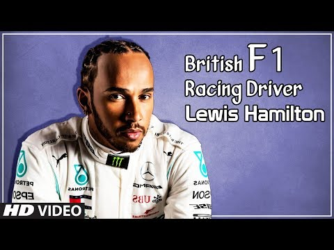 Lewis Hamilton | British Formula One racing driver | Know more about him