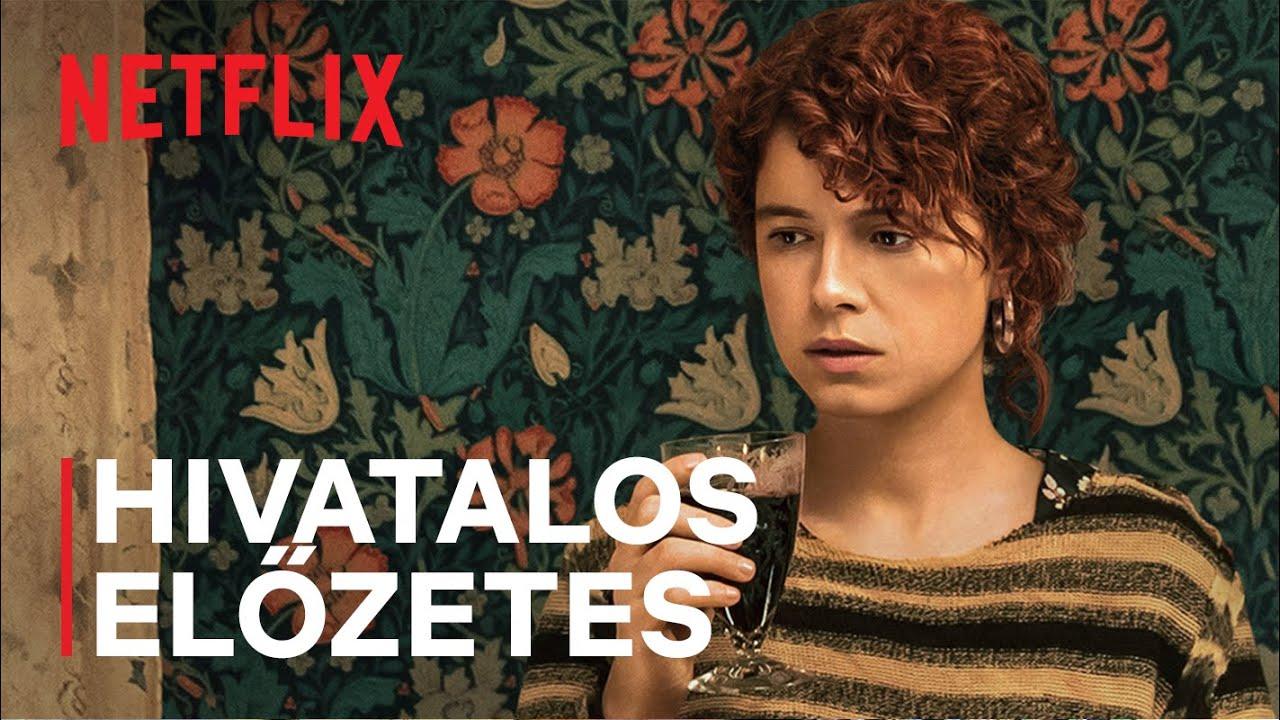 A befejezésen gondolkozom | Charlie Kaufman filmje | Hivatalos előzetes | Netflix