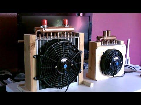 DIY Air Heater!