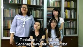 Everyone Is Number 1   Cover   - Andy Lau   Politeknik Tonggak Equator