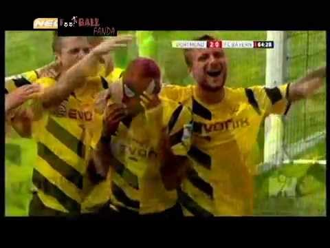 Aubameyang Spiderman Funny Goal Celebration