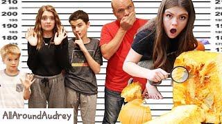 Detective Guesses Who Smashed The Pumpkin I AllAroundAudrey