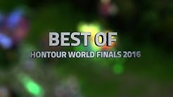 Best of Hontour World Finals 2016