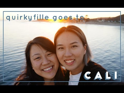quirky fille → goes to CALI!