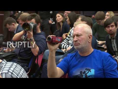 Russia: 'Ukraine's Gov Is Afraid To Disclose Maidan Crimes' - Yanukovych Speaks To The Press