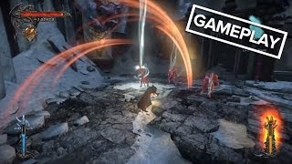 Castlevania Lords of Shadow 2 Gameplay Preview - Castlevania LoS2