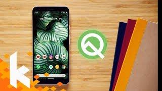 Android Q - Das ist neu! (& großes Gewinnspiel)