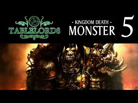 Tablelords Online: Kingdom Death Monster (The Butcher)