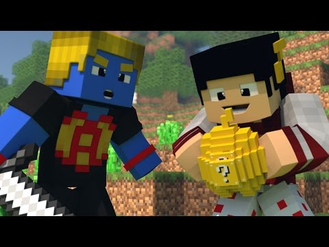Minecraft Mods: SKY WARS ASA DELTA PT:2 - MAÇA DO LUCKY BLOC