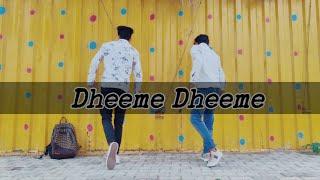 Dheeme Dheeme - Tonny kakkar ft. neha dharma | Dance video |choreography | sahil arora | hisar