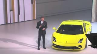 Lamborghini Gallardo LP 560-4 2013 Videos