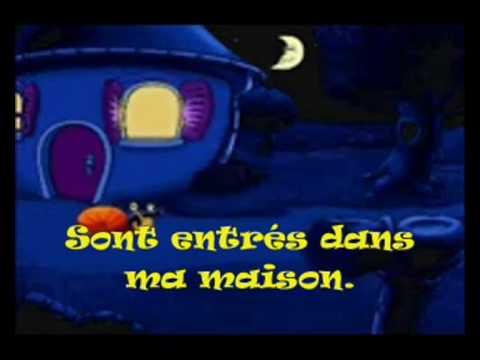 Adibou - Trois Petits Chats.wmv