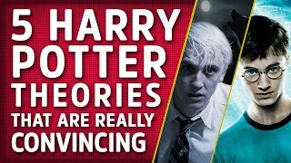5 Harry Potter Fan Theories That Are Genuinely Convincing