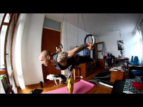 Home gymnastics  - Azarian, Van Gelder & Zanetti