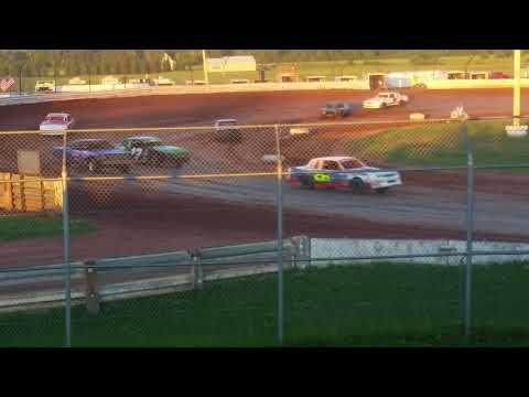 Pure stock Heat - ABC Raceway 7/7/18