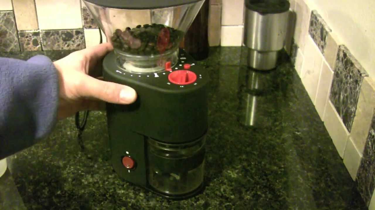 Follow Up Review Bodum Bistro Burr Grinder