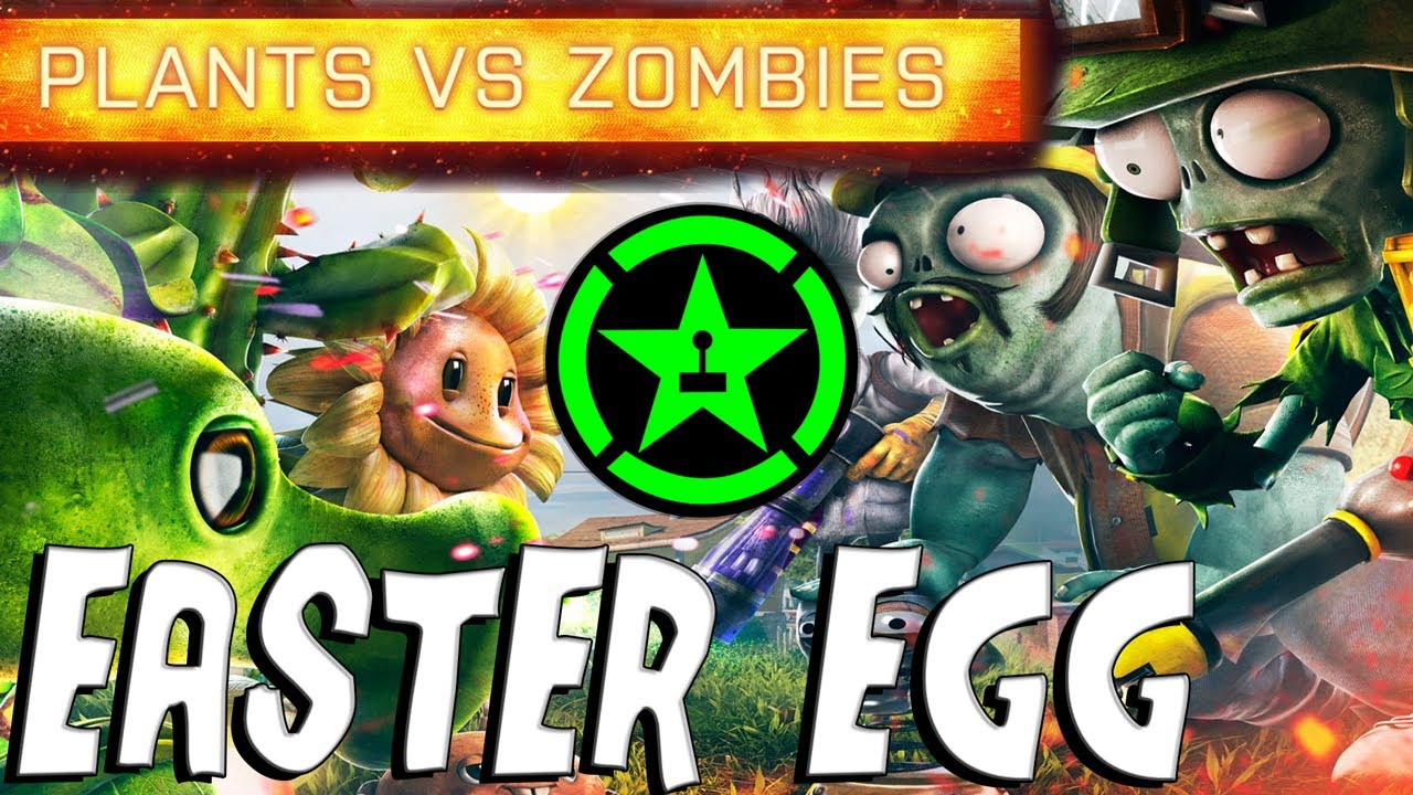 Plants vs zombies garden warfare easter egg rare character achievement hunters youtube for Plants vs zombies garden warfare characters