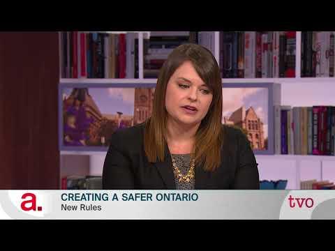 Creating A Safer Ontario