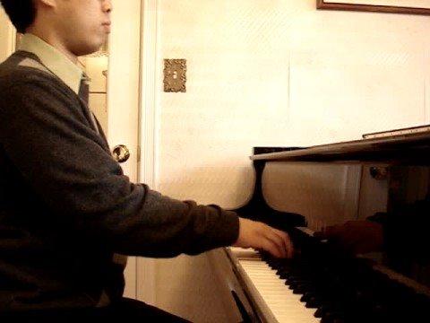 V18: 溏心风暴 (TVB) - Heart of Greed 主题曲 theme song - piano version