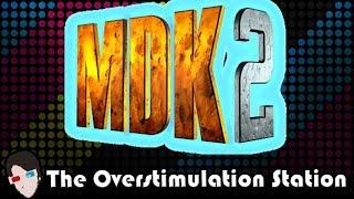 MDK2 Review Sega Dreamcast