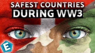 10 Safest Countries During WW3