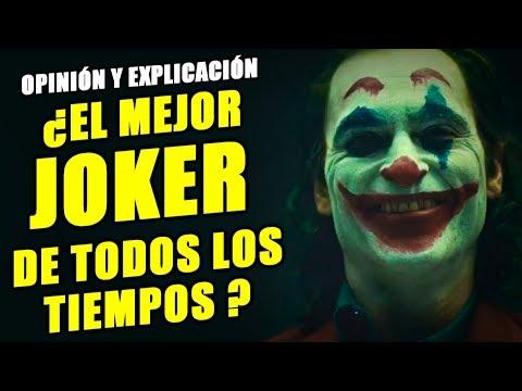 THE JOKER: ¿MEJOR QUE HEATH LEDGER O SOLO ES HYPE?  Y TODO LO QUE SABEMOS  Explicación y Opinión