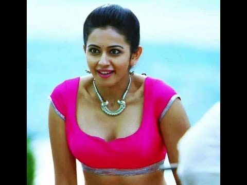 Rakul Preet Singh Extreme HOT Show How Far You Go Mention The Timing