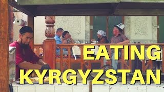 Download Video Eating Kyrgyzstan: Traditional Kyrgyz food in Bishkek MP3 3GP MP4