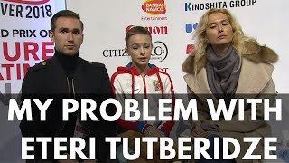 My Problem with Eteri Tutberidze