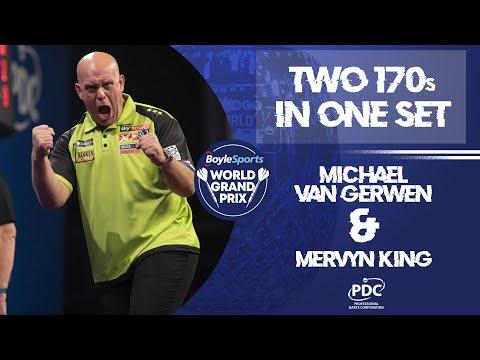 TWO 170'S IN ONE SET! | 2019 BoyleSports World Grand Prix