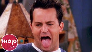 Top 10 Most Embarrassing Things That Happened to Chandler on Friends