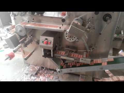 Blister 120 Packs R & D Model no Compressor by Pharma Chem Machineries, Mumbai