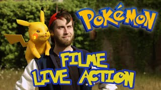 filme de pokemon live action