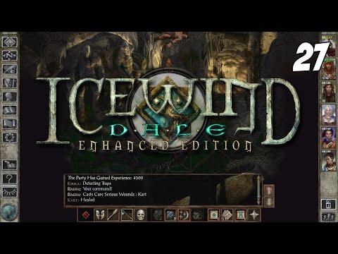 icewind dale enhanced edition vale of shadows walkthrough