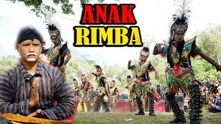 Download Video Topeng Ireng  Anak Rimba Borobudur -  Festival Telaga Bleder 2018 MP3 3GP MP4