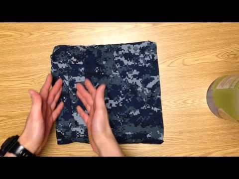 Folding Navy Working Uniform NWU