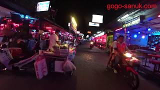 Pattaya Soi new plaza and Made in Thailand【4K】 thumbnail